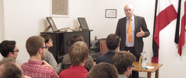Charles Goerens: Polikrise in Europa